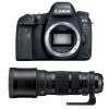 Canon EOS 6D Mark II + Sigma 120-300mm f/2.8 DG OS HSM Sports | 2 Years Warranty