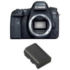 Canon EOS 6D Mark II + Canon LP-E6N | 2 Years Warranty
