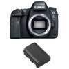 Canon EOS 6D Mark II + Canon LP-E6N | 2 años de garantía