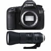 Canon EOS 5DS + Tamron SP 150-600mm F5-6.3 Di VC USD G2 | 2 Years Warranty