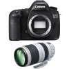 Canon EOS 5DS + EF 100-400mm f4.5-5.6L IS II USM | 2 años de garantía