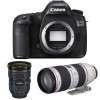 Canon EOS 5DS + EF 24-70 f/2.8L II USM + EF 70-200 f/2.8 L IS USM II | 2 años de garantía
