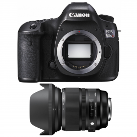 Canon EOS 5DS R + Sigma 24-105mm f/4.0 DG OS HSM ART