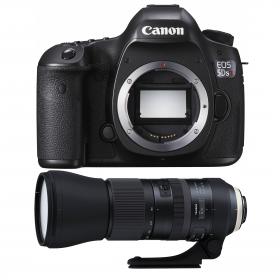 Canon EOS 5DS R + Tamron SP 150-600mm F5-6.3 Di VC USD G2