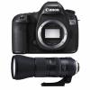 Canon EOS 5DS R + Tamron SP 150-600mm F5-6.3 Di VC USD G2   2 años de garantía