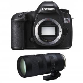 Canon EOS 5DS R + Tamron SP 70-200mm f2.8 Di VC USD G2