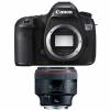 Canon EOS 5DS R + EF 85mm f/1.2L II USM | 2 años de garantía