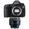 Canon EOS 5DS R + EF 85mm f/1.2L II USM | Garantie 2 ans