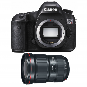 Canon EOS 5DS R + EF 16-35mm f/2.8L III USM