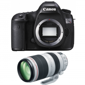 Canon EOS 5DS R + EF 100-400mm f4.5-5.6L IS II USM