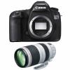 Canon EOS 5DS R + EF 100-400mm f4.5-5.6L IS II USM | Garantie 2 ans