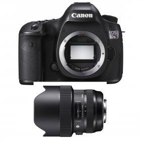 Canon EOS 5DS R + Sigma 14-24mm F2.8 DG HSM Art