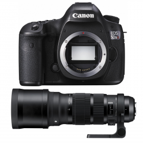 Canon EOS 5DS R + Sigma 120-300mm f/2.8 DG OS HSM Sports
