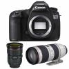 Canon EOS 5DS R + EF 24-70 f/2.8L II USM + EF 70-200 f/2.8 L IS USM II | 2 años de garantía