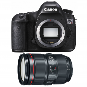 Canon EOS 5DS R + EF 24-105mm f/4L IS II USM