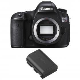Canon EOS 5DS R + Canon LP-E6N