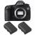 Canon EOS 5DS R + 2 Canon LP-E6N | Garantie 2 ans