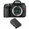 Canon EOS 7D Mark II + Canon LP-E6N | 2 Years Warranty
