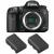 Canon EOS 7D Mark II + 2 Canon LP-E6N | Garantie 2 ans