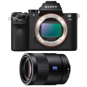 Sony ALPHA 7 II + Sony Carl Zeiss Sonnar T* FE 55mm F1.8 ZA   2 Years Warranty