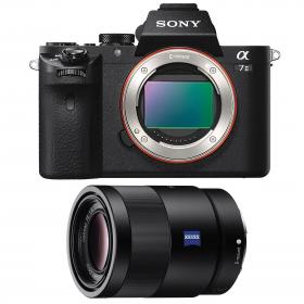 Sony ALPHA 7 II + Sony Carl Zeiss Sonnar T* FE 55mm F1.8 ZA