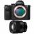 Sony ALPHA 7 II + Sony FE 85mm F1.8 | Garantie 2 ans