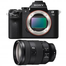 Sony ALPHA 7 II + Sony FE 24-105mm F4 G OSS   2 Years Warranty