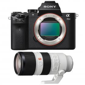 Sony ALPHA 7 II + Sony FE 70-200mm F2.8 GM OSS   2 Years Warranty