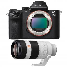 Sony ALPHA 7 II + Sony FE 100-400mm F4.5-5.6 GM OSS   2 Years Warranty
