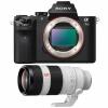 Sony ALPHA 7 II + Sony FE 100-400mm F4.5-5.6 GM OSS | 2 Years Warranty