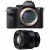 Sony ALPHA 7R II + Sony FE 85mm F1.8 | 2 Years Warranty