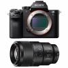 Sony ALPHA 7S II + Sony FE 90mm F2.8 Macro G OSS | 2 Years Warranty