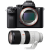 Sony ALPHA 7S II + Sony FE 70-200mm F2.8 GM OSS | 2 Years Warranty