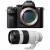 Sony ALPHA 7S II + Sony FE 100-400mm F4.5-5.6 GM OSS | 2 Years Warranty