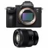 Sony Alpha 7 III + Sony FE 85mm F1.8   2 años de garantía