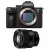 Sony Alpha 7 III + Sony FE 85mm F1.8 | 2 Years Warranty