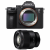 Sony Alpha 7 III + Sony FE 85mm F1.8 | Garantie 2 ans