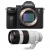 Sony Alpha 7 III + Sony FE 100-400mm F4.5-5.6 GM OSS | Garantie 2 ans