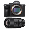 Sony ALPHA 7R III + Sony FE 90mm F2.8 Macro G OSS | 2 Years Warranty