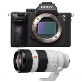 Cámara mirrorless Sony A7R III + Sony FE 100-400mm F4.5-5.6 GM OSS