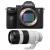 Sony ALPHA 7R III + Sony FE 100-400mm F4.5-5.6 GM OSS   2 Years Warranty