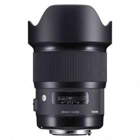 Sigma 20mm F1.4 DG HSM Art | Garantie 2 ans