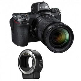 Nikon Z6 + NIKKOR Z 24-70mm f/4 S + Nikon FTZ