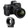 Nikon Z6 + NIKKOR Z 24-70mm f/4 S + Nikon FTZ | Garantie 2 ans