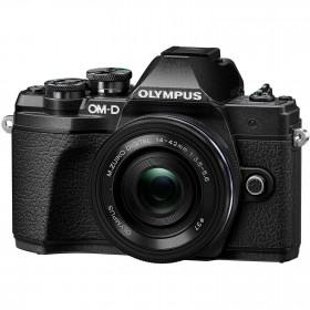 Olympus OM-D E-M10 III Negro + M.ZUIKO 14-42 mm f/3.5-5.6 EZ Pancake