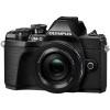 Olympus OM-D E-M10 III Noir + M.ZUIKO 14-42 mm f/3.5-5.6 EZ Pancake | Garantie 2 ans