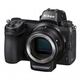 Cámara mirrorless Nikon Z7 Cuerpo + Nikon FTZ adaptador
