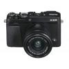 Fujifilm X-E3 Black + Fujinon XC 15-45mm F3.5-5.6 OIS Pancake Power Zoom | 2 Years Warranty