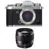 Fujifilm X-T3 Silver + Fujinon XF 23mm f/1.4 R Noir | Garantie 2 ans
