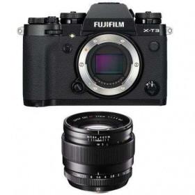 Fujifilm X-T3 Black + Fujinon XF 23mm f/1.4 R | 2 Years Warranty